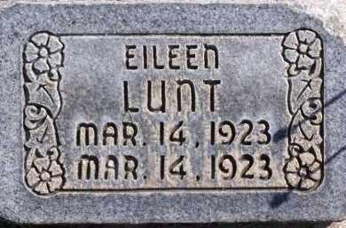 LUNT, EILEEN - Utah County, Utah   EILEEN LUNT - Utah Gravestone Photos