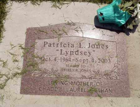 JONES, PATRICIA LYN - Utah County, Utah   PATRICIA LYN JONES - Utah Gravestone Photos