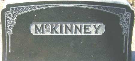 MCKINNEY, FAMILY - Utah County, Utah | FAMILY MCKINNEY - Utah Gravestone Photos