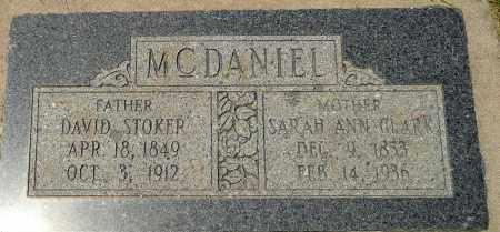 MCDANIEL, DAVID STOKER - Utah County, Utah | DAVID STOKER MCDANIEL - Utah Gravestone Photos