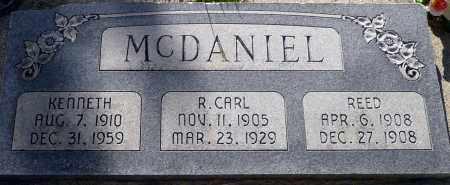 MCDANIEL, KENNTH - Utah County, Utah   KENNTH MCDANIEL - Utah Gravestone Photos
