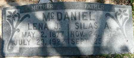 MCDANIEL, SILAS ARTHUR - Utah County, Utah | SILAS ARTHUR MCDANIEL - Utah Gravestone Photos