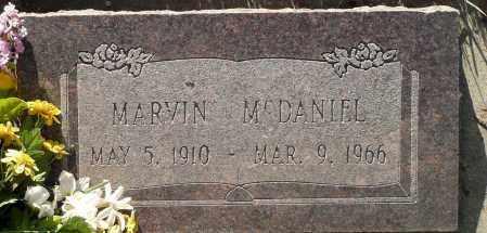 MCDANIEL, MARVIN - Utah County, Utah | MARVIN MCDANIEL - Utah Gravestone Photos