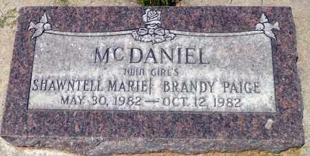 MCDANIEL, BRANDY PAIGE - Utah County, Utah | BRANDY PAIGE MCDANIEL - Utah Gravestone Photos