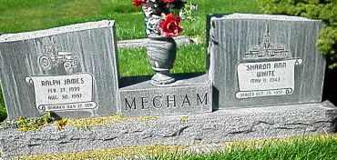 WHITE MECHAM, SHARON ANN - Utah County, Utah | SHARON ANN WHITE MECHAM - Utah Gravestone Photos
