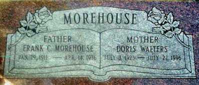 MOREHOUSE, DORIS RAE - Utah County, Utah | DORIS RAE MOREHOUSE - Utah Gravestone Photos