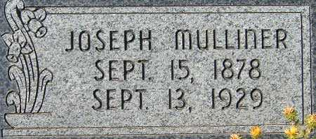 MULLINER, JOSEPH - Utah County, Utah   JOSEPH MULLINER - Utah Gravestone Photos