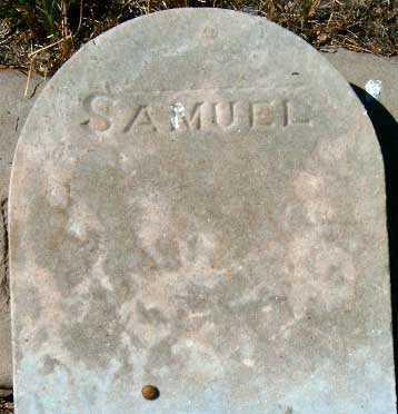 MULLINER, SAMUEL - Utah County, Utah | SAMUEL MULLINER - Utah Gravestone Photos