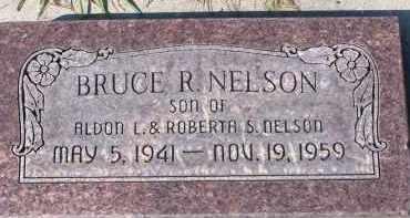 NELSON, BRUCE ROLAND - Utah County, Utah | BRUCE ROLAND NELSON - Utah Gravestone Photos
