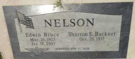 BUCKNER NELSON, SHARRON E. - Utah County, Utah | SHARRON E. BUCKNER NELSON - Utah Gravestone Photos