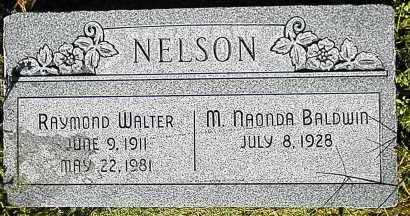 NELSON, M. NAONDA - Utah County, Utah | M. NAONDA NELSON - Utah Gravestone Photos