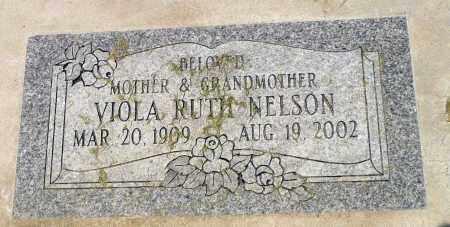 NELSON, VIOLA RUTH - Utah County, Utah | VIOLA RUTH NELSON - Utah Gravestone Photos