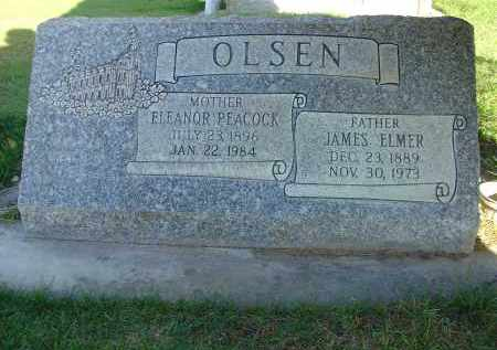 OLSEN, JAMES ELMER - Utah County, Utah | JAMES ELMER OLSEN - Utah Gravestone Photos
