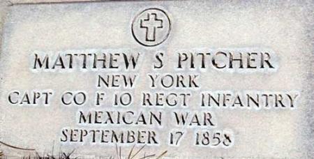 PITCHER (MEX), MATTHEW S. - Utah County, Utah | MATTHEW S. PITCHER (MEX) - Utah Gravestone Photos