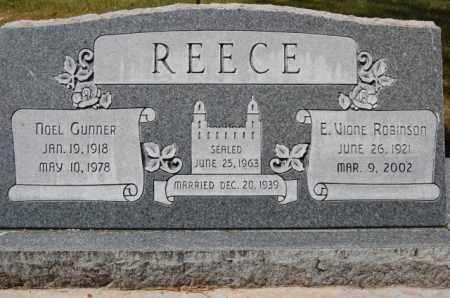 ROBINSON REECE, EVELYN VIONE - Utah County, Utah | EVELYN VIONE ROBINSON REECE - Utah Gravestone Photos