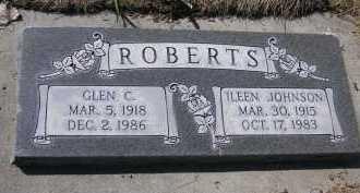 ROBERTS, GLEN CHARLES - Utah County, Utah | GLEN CHARLES ROBERTS - Utah Gravestone Photos