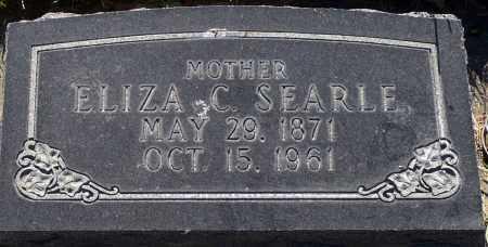 SEARLE, ELIZA - Utah County, Utah | ELIZA SEARLE - Utah Gravestone Photos