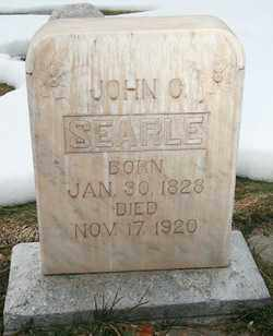 SEARLE, JOHN COURTLAND - Utah County, Utah | JOHN COURTLAND SEARLE - Utah Gravestone Photos