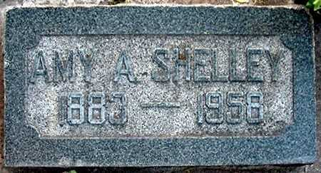 SHELLEY, AMY ADELIA - Utah County, Utah | AMY ADELIA SHELLEY - Utah Gravestone Photos