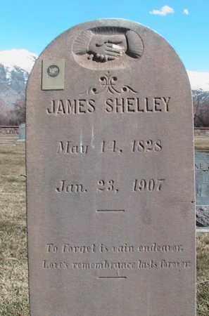 SHELLEY, JAMES - Utah County, Utah | JAMES SHELLEY - Utah Gravestone Photos