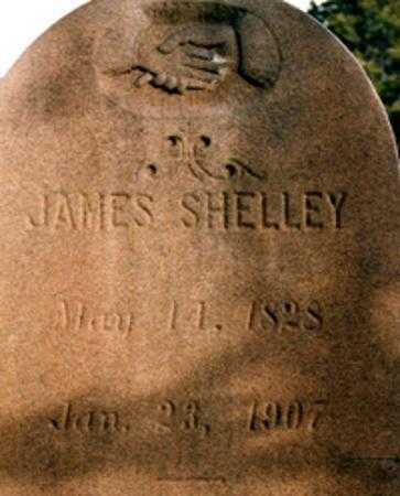 SHELLEY, JAMES - Utah County, Utah   JAMES SHELLEY - Utah Gravestone Photos