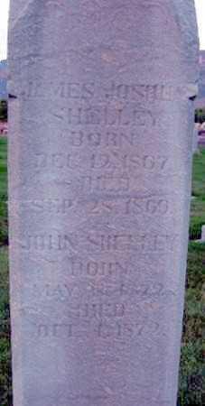 SHELLEY, JAMES JOSHUA - Utah County, Utah | JAMES JOSHUA SHELLEY - Utah Gravestone Photos