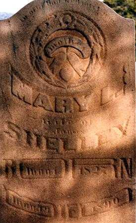 SHELLEY, MARY - Utah County, Utah | MARY SHELLEY - Utah Gravestone Photos