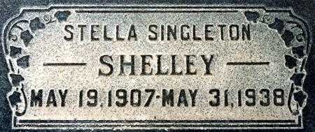 SHELLEY, STELLA LAVON - Utah County, Utah | STELLA LAVON SHELLEY - Utah Gravestone Photos
