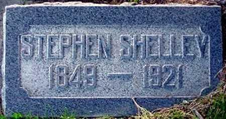 SHELLEY, STEPHEN - Utah County, Utah | STEPHEN SHELLEY - Utah Gravestone Photos