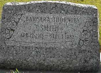 SMITH, BARBARA - Utah County, Utah | BARBARA SMITH - Utah Gravestone Photos