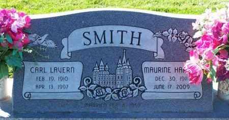 SMITH, MAURINE - Utah County, Utah   MAURINE SMITH - Utah Gravestone Photos