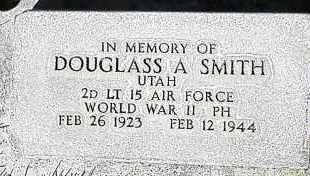 SMITH, DOUGLASS A. - Utah County, Utah | DOUGLASS A. SMITH - Utah Gravestone Photos