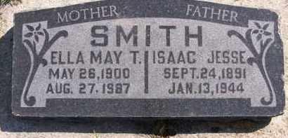 SMITH, ELLA MAY - Utah County, Utah | ELLA MAY SMITH - Utah Gravestone Photos
