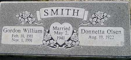 SMITH, DONNETTA - Utah County, Utah | DONNETTA SMITH - Utah Gravestone Photos