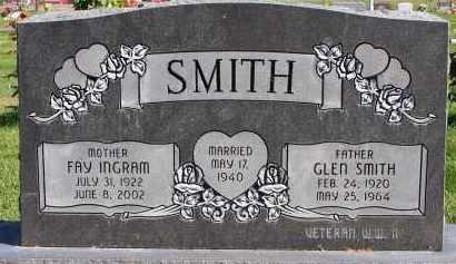 SMITH, GLEN - Utah County, Utah | GLEN SMITH - Utah Gravestone Photos