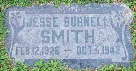 SMITH, JESSE BURNELL - Utah County, Utah   JESSE BURNELL SMITH - Utah Gravestone Photos