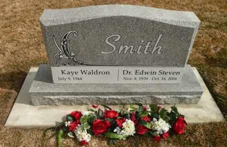 SMITH, KAYE WALDRON - Utah County, Utah | KAYE WALDRON SMITH - Utah Gravestone Photos
