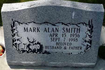 SMITH, MARK ALAN - Utah County, Utah   MARK ALAN SMITH - Utah Gravestone Photos