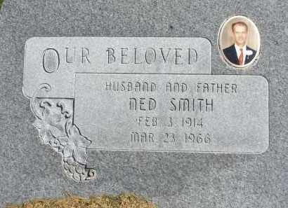 SMITH, NED - Utah County, Utah   NED SMITH - Utah Gravestone Photos