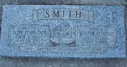 SMITH, OLIVE ETHEL - Utah County, Utah | OLIVE ETHEL SMITH - Utah Gravestone Photos