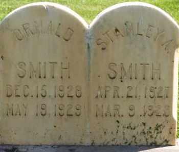 SMITH, STANLEY ALBERT - Utah County, Utah   STANLEY ALBERT SMITH - Utah Gravestone Photos