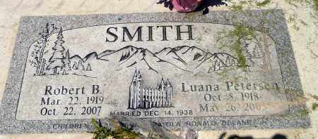 SMITH, LUANA - Utah County, Utah   LUANA SMITH - Utah Gravestone Photos