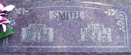 SMITH, FLORENCE E. - Utah County, Utah | FLORENCE E. SMITH - Utah Gravestone Photos