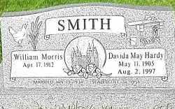 SMITH, DAVIDA MAY - Utah County, Utah | DAVIDA MAY SMITH - Utah Gravestone Photos