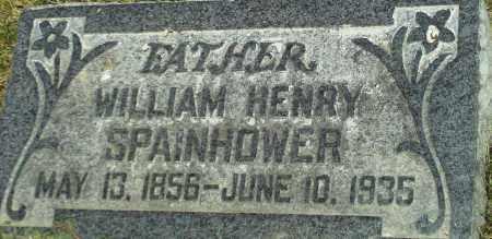 SPAINHOWER, WILLIAM HENRY - Utah County, Utah | WILLIAM HENRY SPAINHOWER - Utah Gravestone Photos