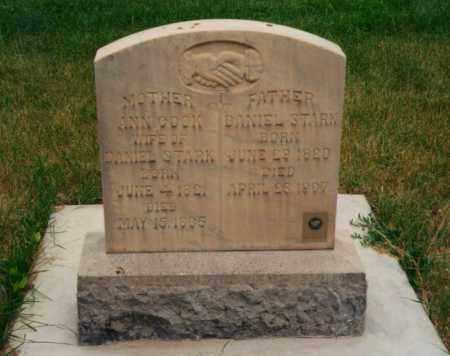 COOK STARK, ANN - Utah County, Utah | ANN COOK STARK - Utah Gravestone Photos