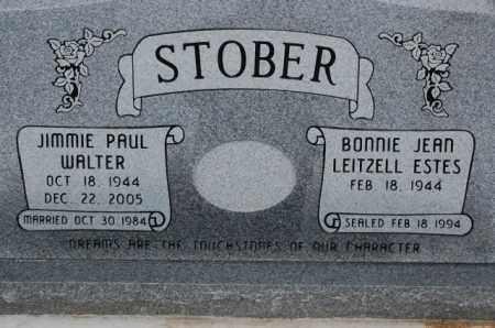 STOBER, JIMMIE PAUL WALTER - Utah County, Utah | JIMMIE PAUL WALTER STOBER - Utah Gravestone Photos