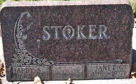 STOKER, HARRY SWABY - Utah County, Utah | HARRY SWABY STOKER - Utah Gravestone Photos