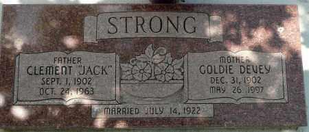 STRONG, GOLDIE - Utah County, Utah | GOLDIE STRONG - Utah Gravestone Photos