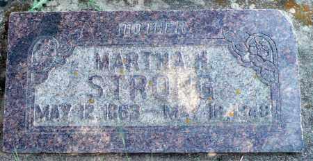 STRONG, MARTHA - Utah County, Utah | MARTHA STRONG - Utah Gravestone Photos